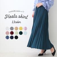SLENDER(スレンダー)のスカート/プリーツスカート