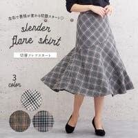 SLENDER(スレンダー)のスカート/フレアスカート