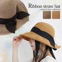 osharewalker(オシャレウォーカー )の帽子/麦わら帽子・ストローハット・カンカン帽