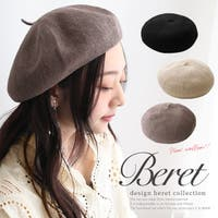 osharewalker(オシャレウォーカー )の帽子/ベレー帽