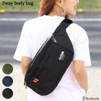 REAL STYLE(リアルスタイル)のバッグ・鞄/ウエストポーチ・ボディバッグ