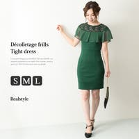 REAL STYLE(リアルスタイル)のワンピース・ドレス/ドレス