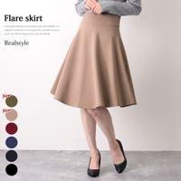 REAL STYLE(リアルスタイル)のスカート/ひざ丈スカート