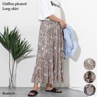 REAL STYLE(リアルスタイル)のスカート/プリーツスカート