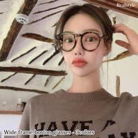 REAL STYLE(リアルスタイル)の小物/メガネ