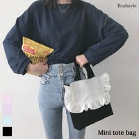 REAL STYLE(リアルスタイル)のバッグ・鞄/トートバッグ