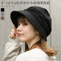 REAL STYLE(リアルスタイル)の帽子/キャスケット