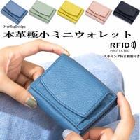 OVER RAG (オーバーラグ)の財布/二つ折り財布