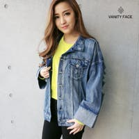 VANITY FACE(ヴァニティーフェイス)のアウター(コート・ジャケットなど)/デニムジャケット