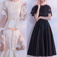 パーティードレス通販 Precious Lady(パーティードレスツウハン プレシャスレディ)のワンピース・ドレス/ドレス