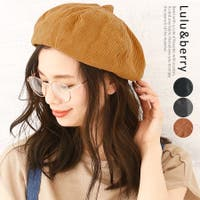 petitcaprice(プティカプリス)の帽子/ベレー帽