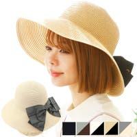 petitcaprice(プティカプリス)の帽子/麦わら帽子・ストローハット・カンカン帽