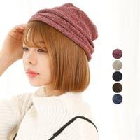 petitcaprice(プティカプリス)の帽子/ニット帽