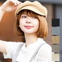 petitcaprice(プティカプリス)の帽子/キャスケット