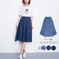 アクセサリーショップPIENA(アクセサリーショップピエナ)のスカート/ひざ丈スカート