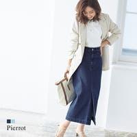 pierrot(ピエロ)のスカート/デニムスカート