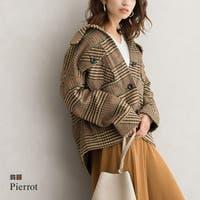 pierrot(ピエロ)のアウター(コート・ジャケットなど)/ショートコート
