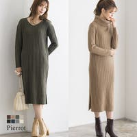pierrot(ピエロ)のワンピース・ドレス/ニットワンピース