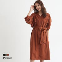 pierrot(ピエロ)のワンピース・ドレス/シャツワンピース