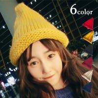 PlusNao(プラスナオ)の帽子/ニット帽