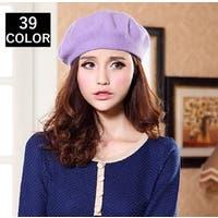 PlusNao(プラスナオ)の帽子/ベレー帽