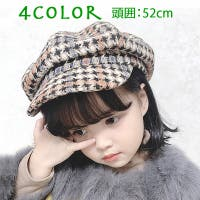 PlusNao(プラスナオ)の帽子/キャスケット