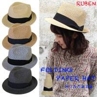 FADEN(ファデン)の帽子/麦わら帽子・ストローハット・カンカン帽
