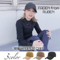 FADEN(ファデン)の帽子/キャップ