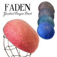 FADEN(ファデン)の帽子/ベレー帽