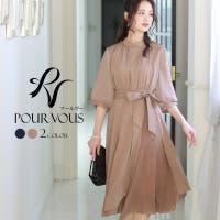 PourVous(プールヴー)のワンピース・ドレス/ドレス
