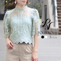 PourVous(プールヴー)のトップス/Tシャツ