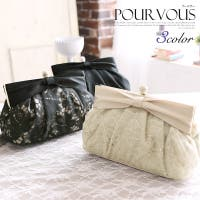 PourVous(プールヴー)のバッグ・鞄/ハンドバッグ