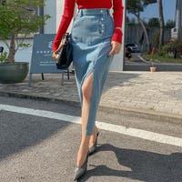 PREMIUM K(プレミアムケー)のスカート/デニムスカート