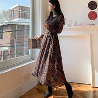 PREMIUM K(プレミアムケー)のワンピース・ドレス/シフォンワンピース