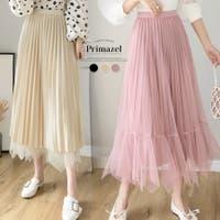 Primazel (プリマゼル)のスカート/プリーツスカート