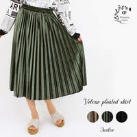 Primeira classe(プリメイラクラッセ)のスカート/プリーツスカート