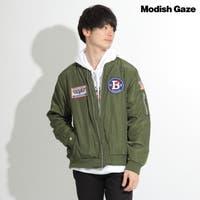 MODISH GAZE(モディッシュガゼ)のアウター(コート・ジャケットなど)/MA-1・ミリタリージャケット