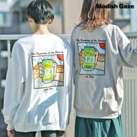 MODISH GAZE(モディッシュガゼ)のトップス/トレーナー