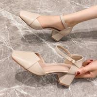 &soiree(アンドソワレ)のシューズ・靴/パンプス