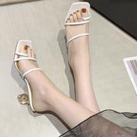 &soiree(アンドソワレ)のシューズ・靴/サンダル