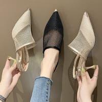 &soiree(アンドソワレ)のシューズ・靴/ミュール
