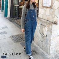 RAKUku(ラクク)のパンツ・ズボン/オールインワン・つなぎ