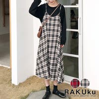 RAKUku(ラクク)のワンピース・ドレス/キャミワンピース