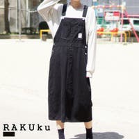 RAKUku(ラクク)のワンピース・ドレス/デニムワンピース