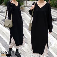 RAKUku(ラクク)のワンピース・ドレス/ニットワンピース