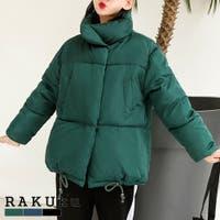 RAKUku(ラクク)のアウター(コート・ジャケットなど)/ダウンジャケット・ダウンコート