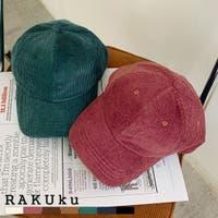 RAKUku(ラクク)の帽子/キャップ