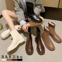 RAKUku(ラクク)のシューズ・靴/ショートブーツ