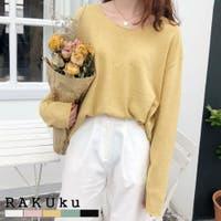 RAKUku(ラクク)のトップス/ニット・セーター