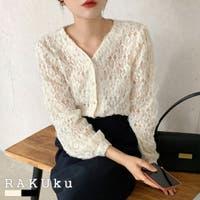 RAKUku(ラクク)のトップス/ブラウス